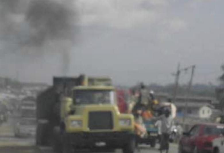 Survey of Automobile Smoke Emissions for Environmental Management in Nigerian Cities